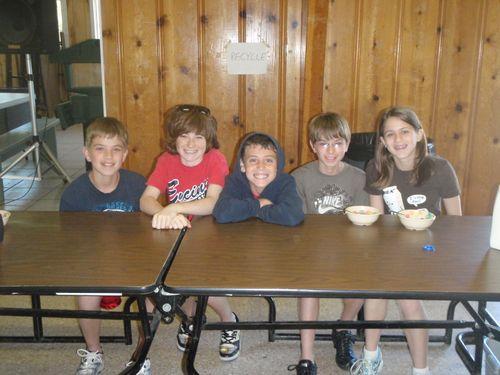 Jacob, Noah, Max, Eli & Sophie