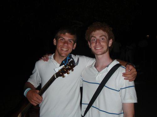 Ilan and Saul