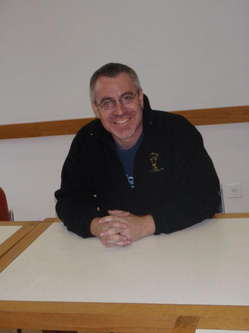 Rick in H.U.C. Desk