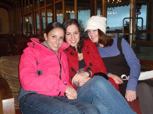 Sarah, Katie & Chelsea