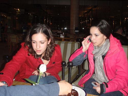 Katie & Sarah