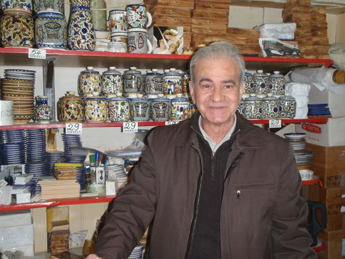 Elie G. Kouz, Armenian Pottery