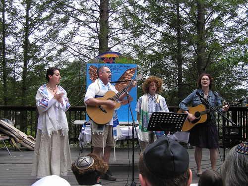 Saul's Bar Mitzvah Service