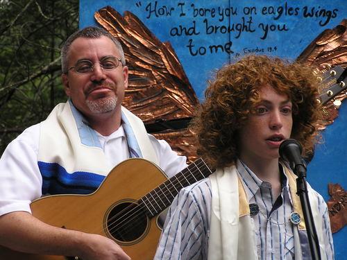 Rabbi Rick & Saul