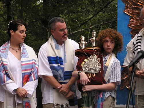 Saul Receives the Torah