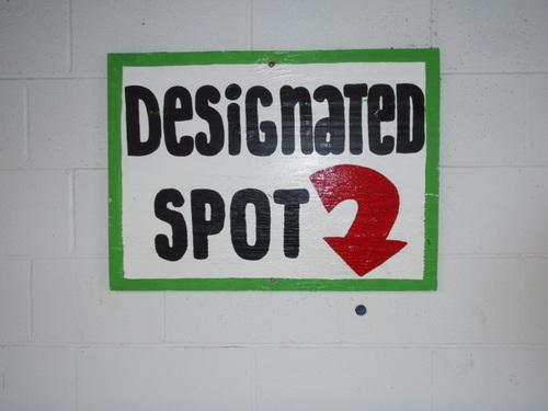 The Designated Spot