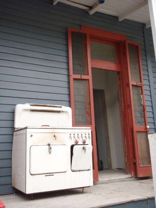 The Ninth Ward: Used Appliances